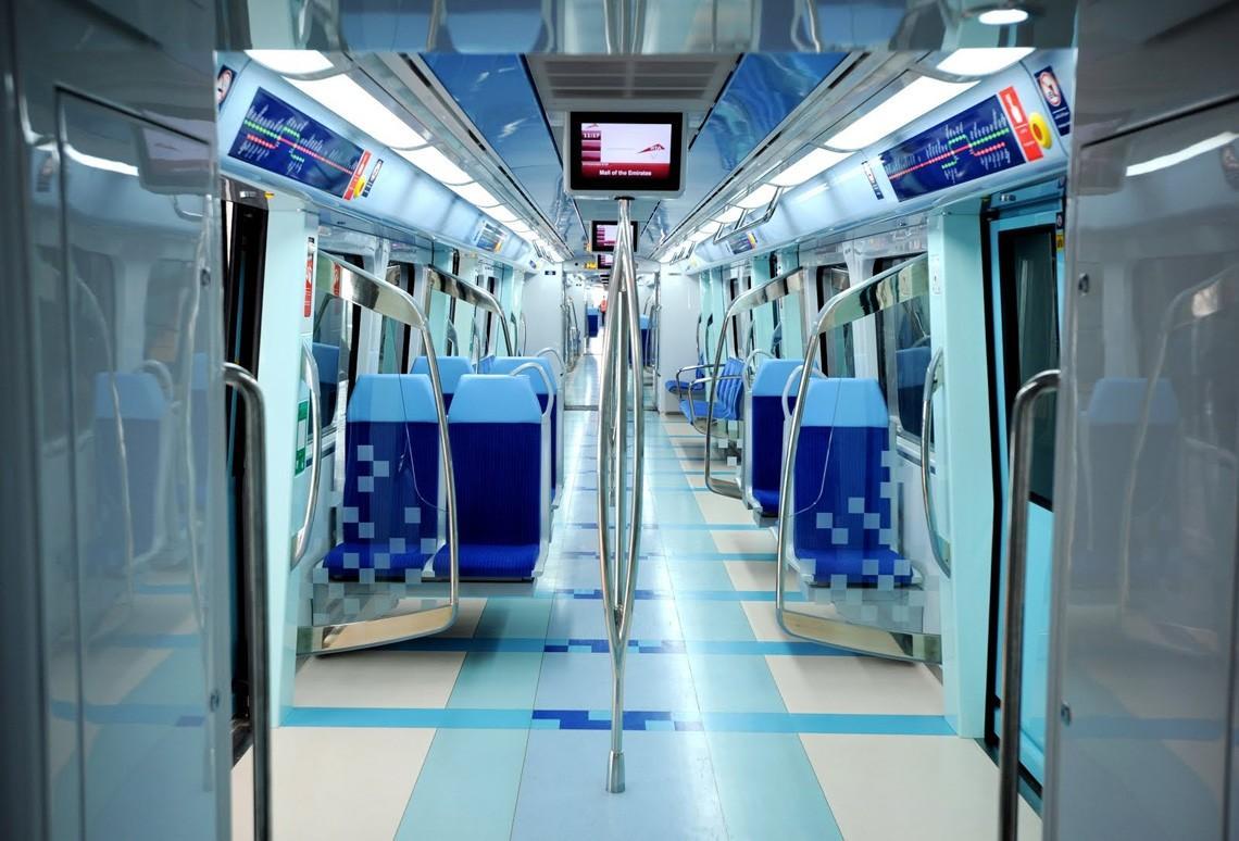 subwaywagons21 - Как выглядят вагоны метро разных стран и эпох