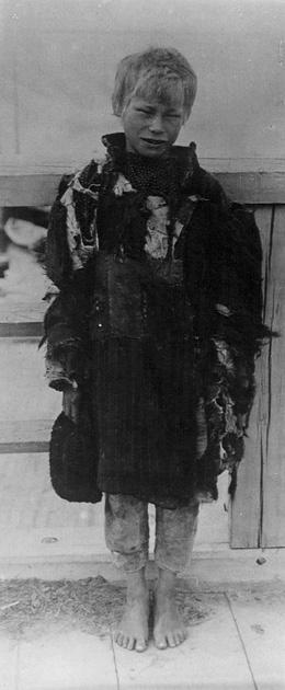 waif05 Советские беспризорники 1920 х годов