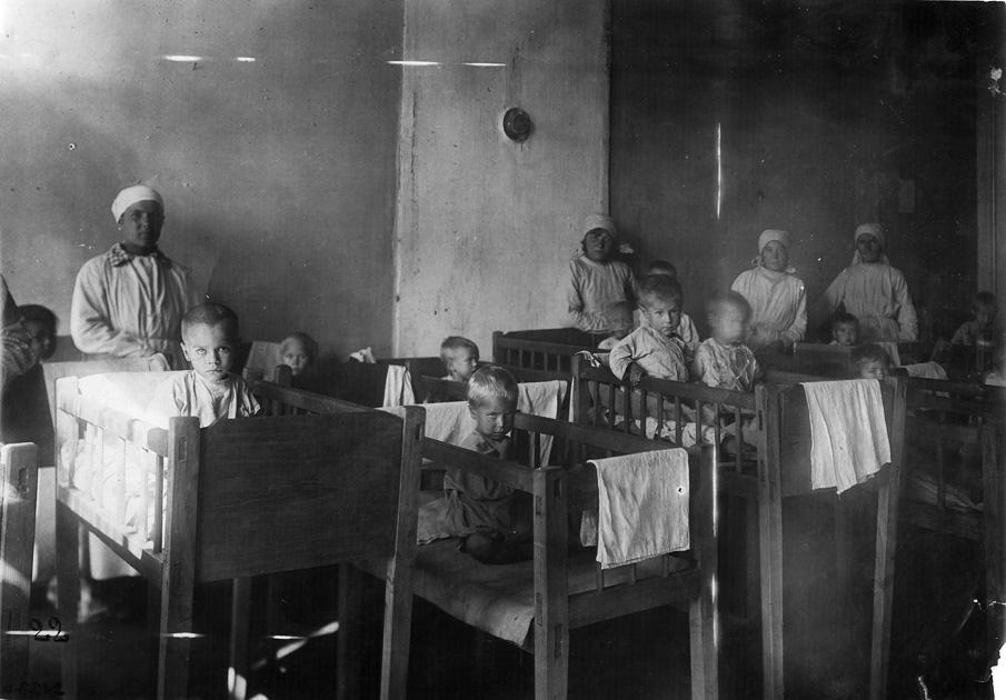 waif13 Советские беспризорники 1920 х годов