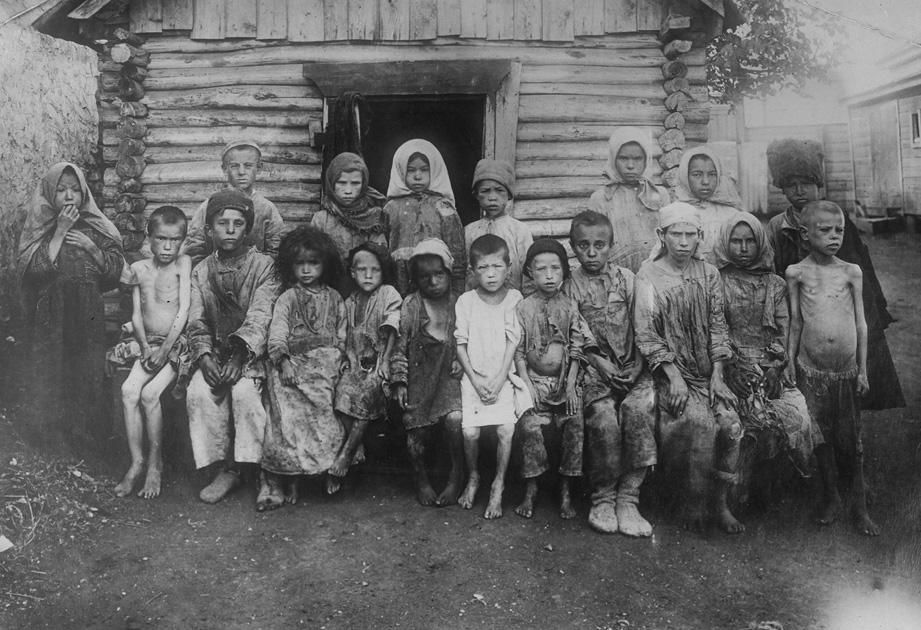 waif21 Советские беспризорники 1920 х годов
