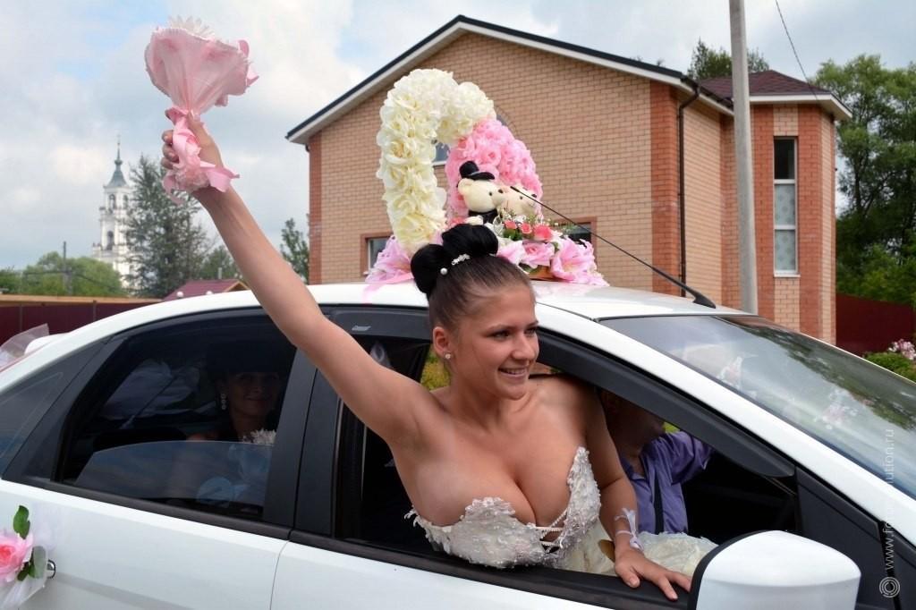 Откровенные фото со свадеб
