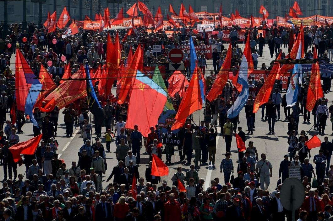 1m2014msk 12 Первомай в Москве