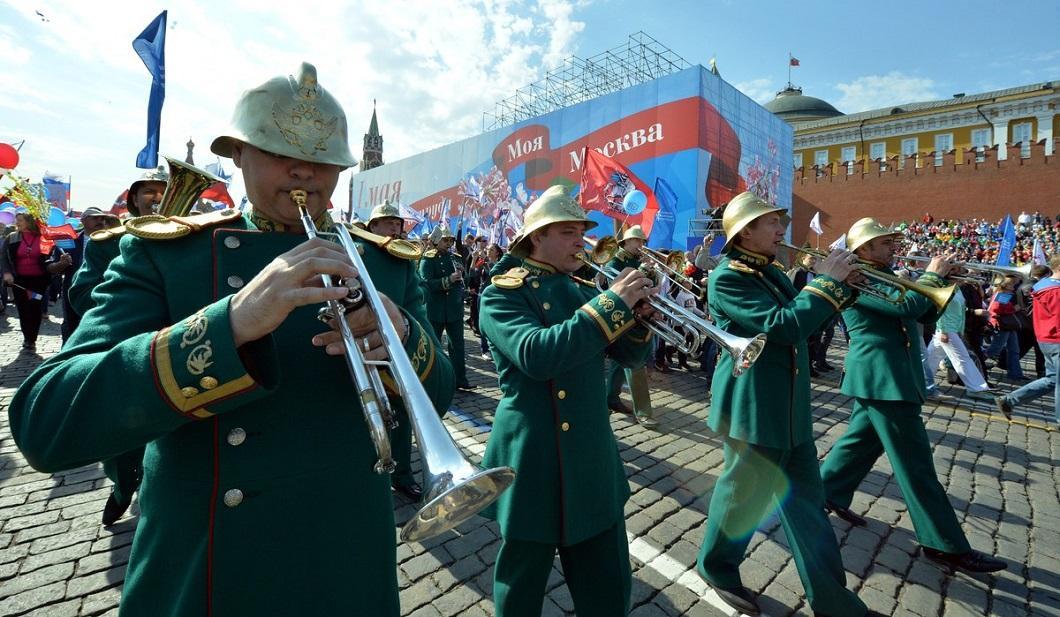 1m2014msk 15 Первомай в Москве