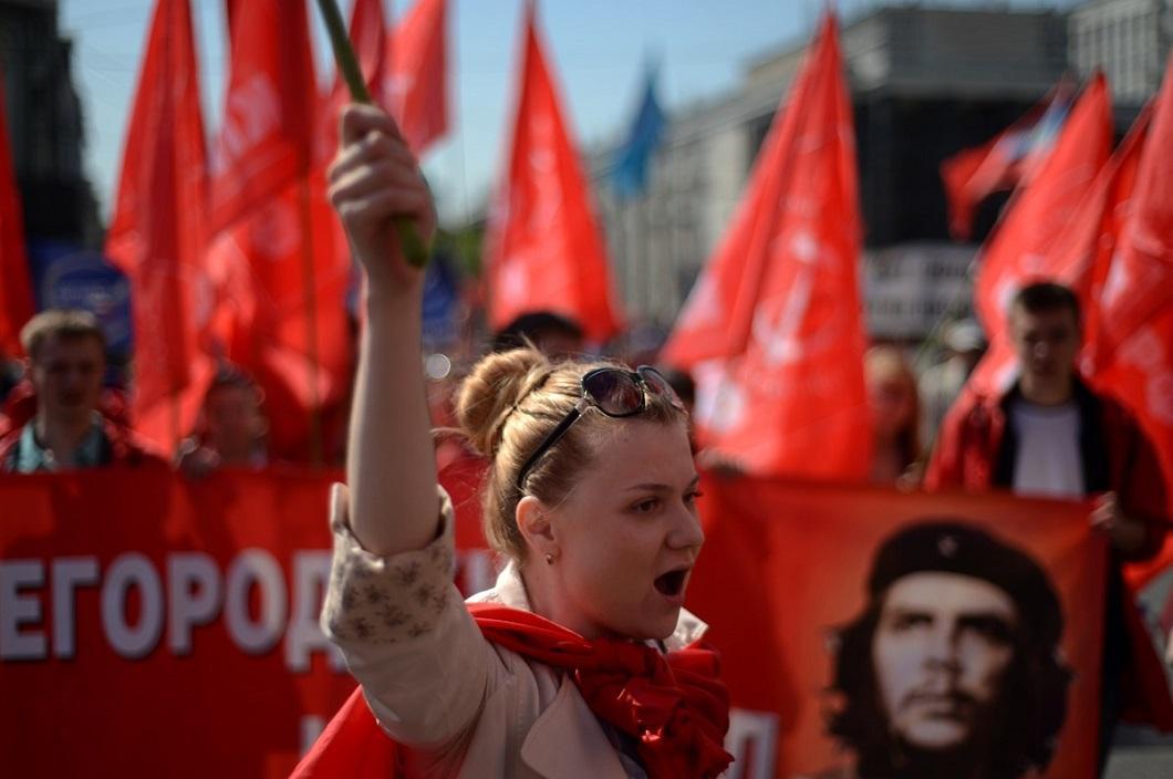 1m2014msk 17 Первомай в Москве