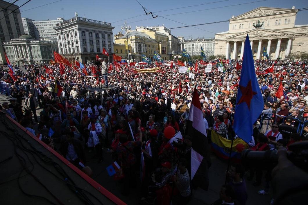 1m2014msk 20 Первомай в Москве