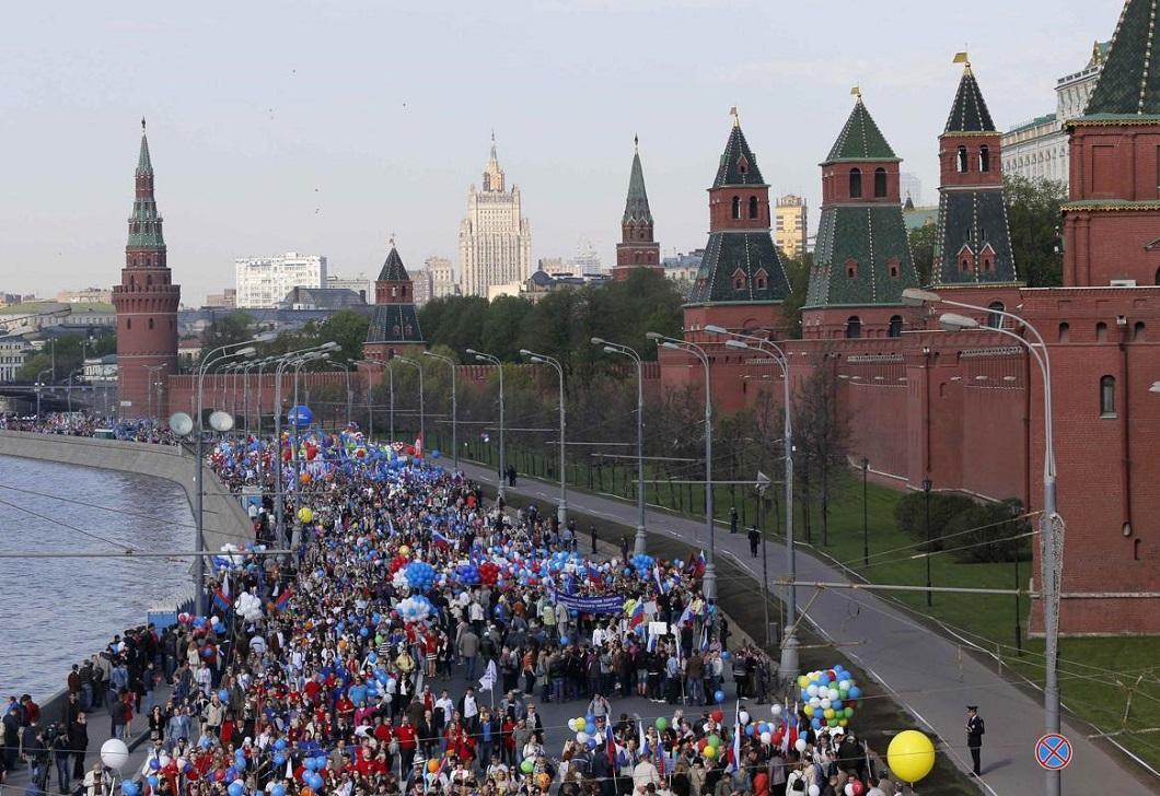 1m2014msk 4 Первомай в Москве