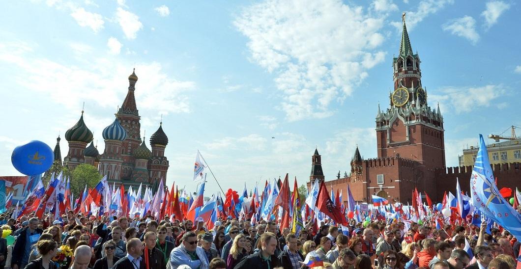 1m2014msk 8 Первомай в Москве