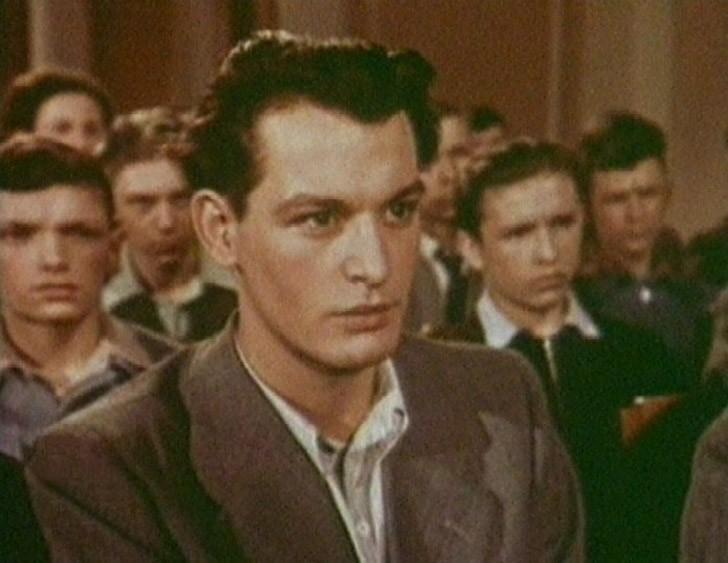 1strolespt1 25 Любимые советские актеры. Первые роли в кино. Часть 1
