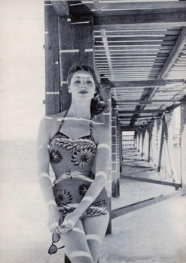 Beachfashion03 Пляжная мода 20 30 х годов XX века