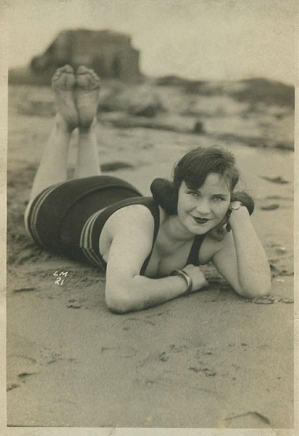 Beachfashion04 Пляжная мода 20 30 х годов XX века