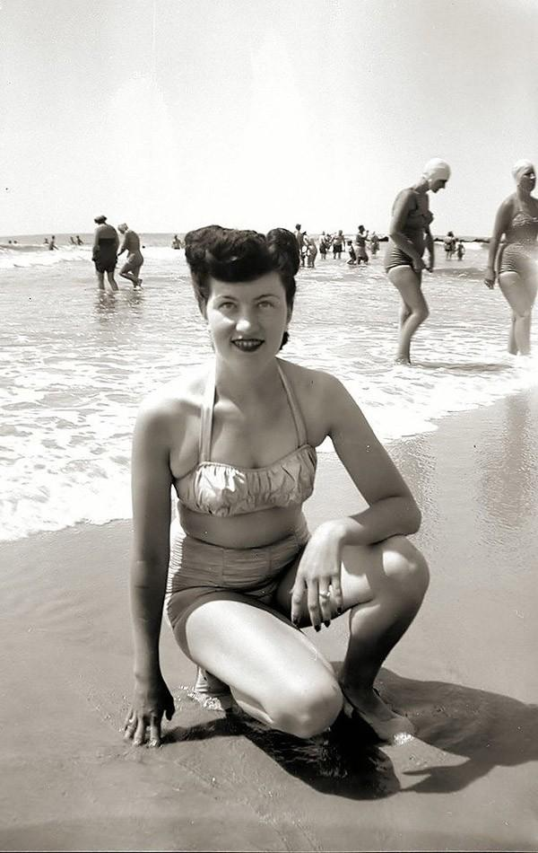 Beachfashion08 Пляжная мода 20 30 х годов XX века