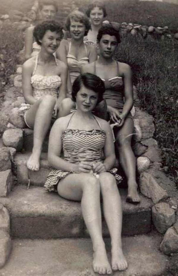 Beachfashion29 Пляжная мода 20 30 х годов XX века