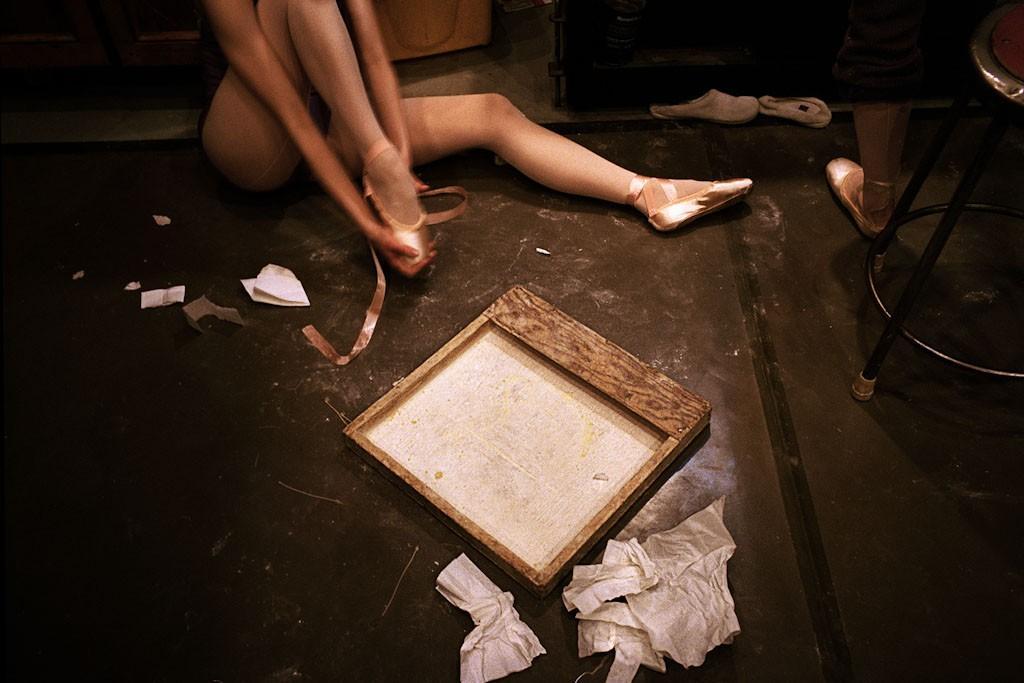 NYCB01 Мир профессионального балета глазами Генри Лютвайла