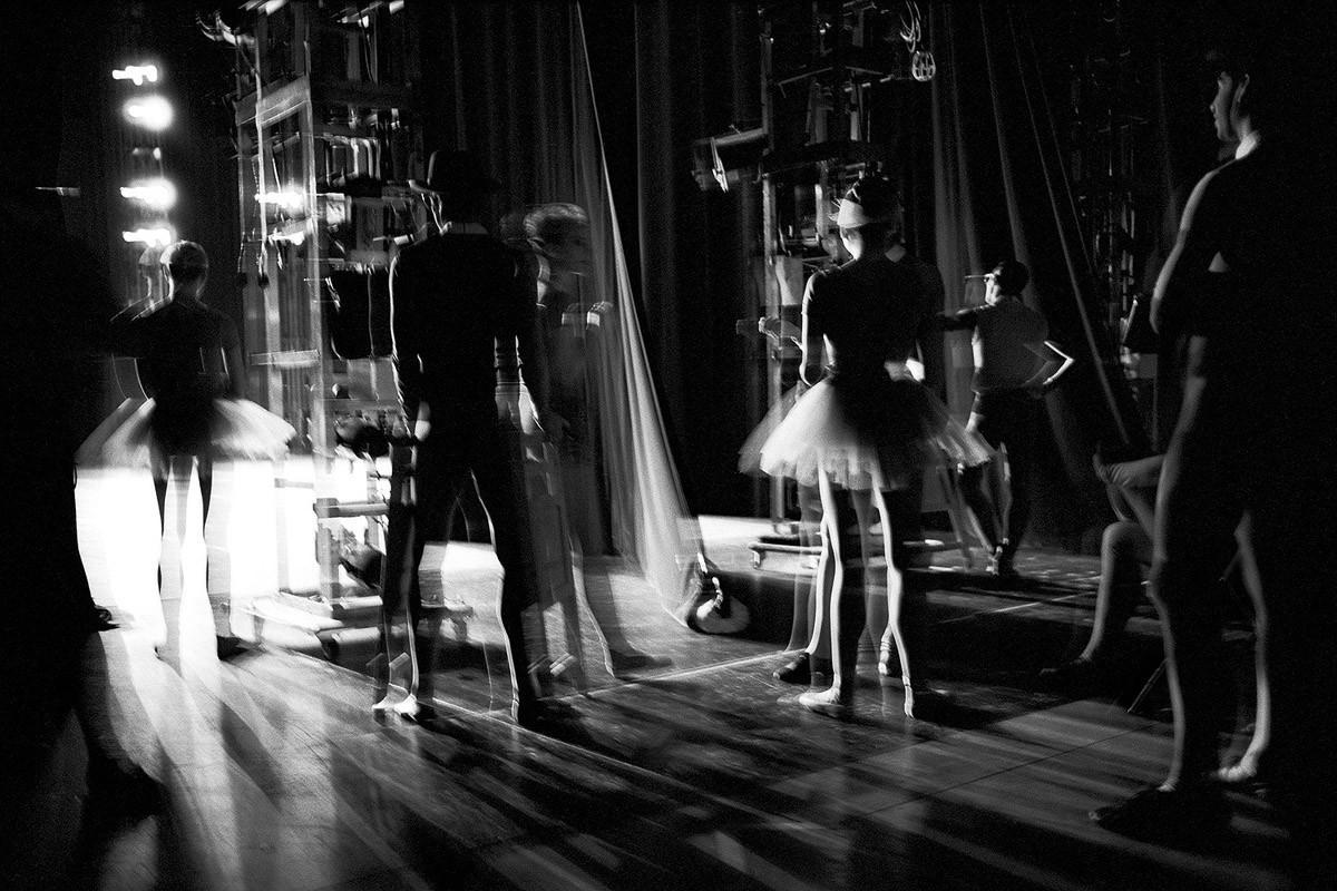 NYCB05 Мир профессионального балета глазами Генри Лютвайла
