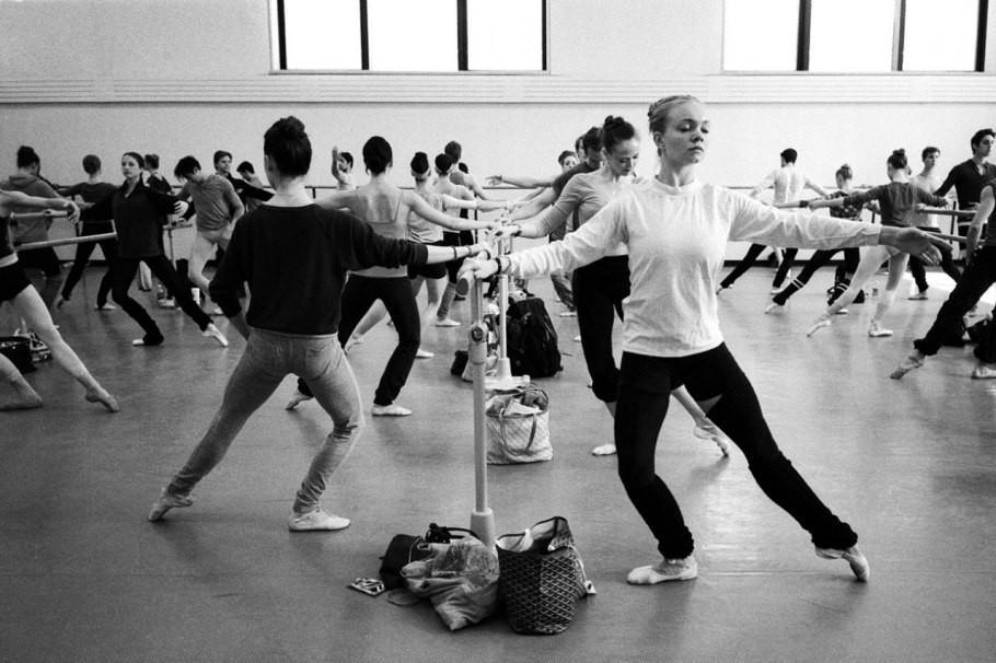 NYCB07 Мир профессионального балета глазами Генри Лютвайла
