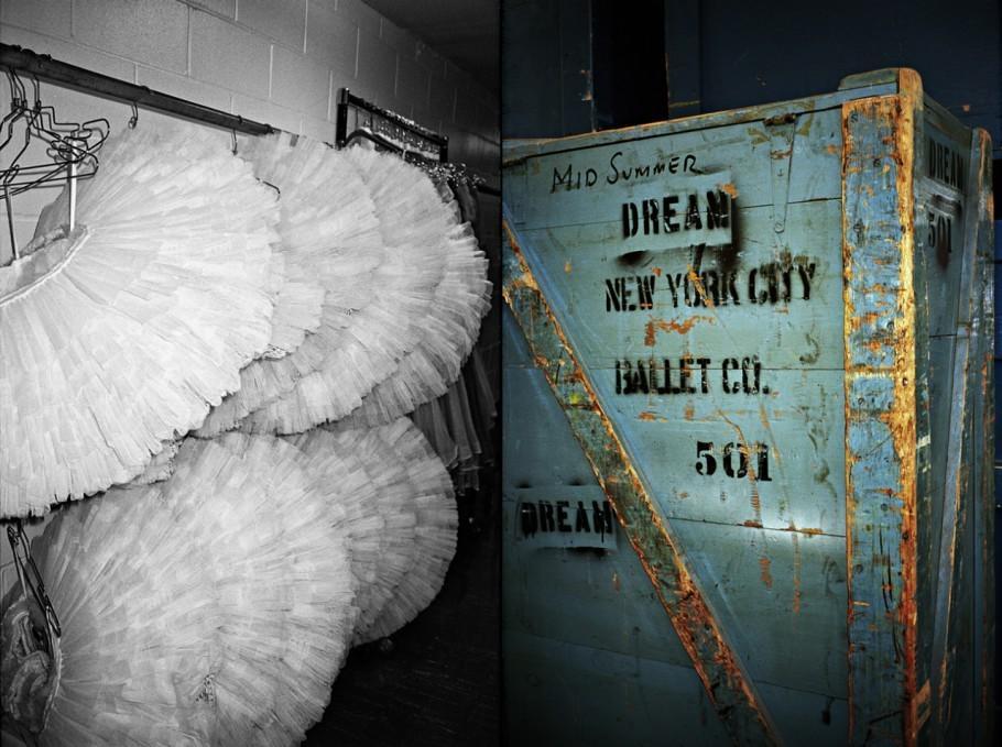 NYCB08 Мир профессионального балета глазами Генри Лютвайла