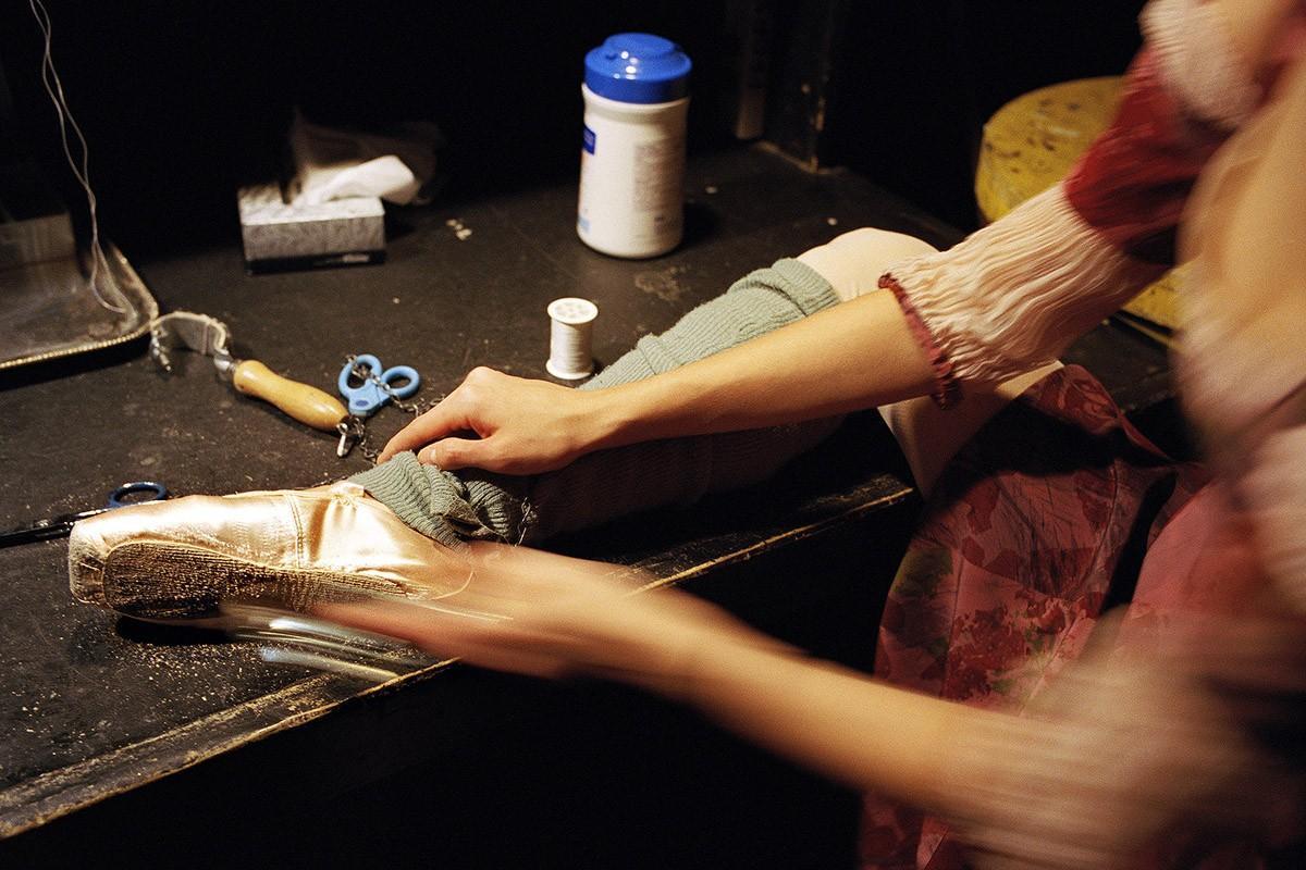 NYCB12 Мир профессионального балета глазами Генри Лютвайла