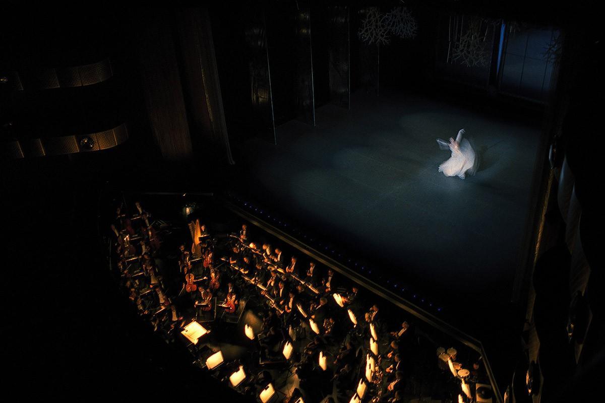 NYCB14 Мир профессионального балета глазами Генри Лютвайла