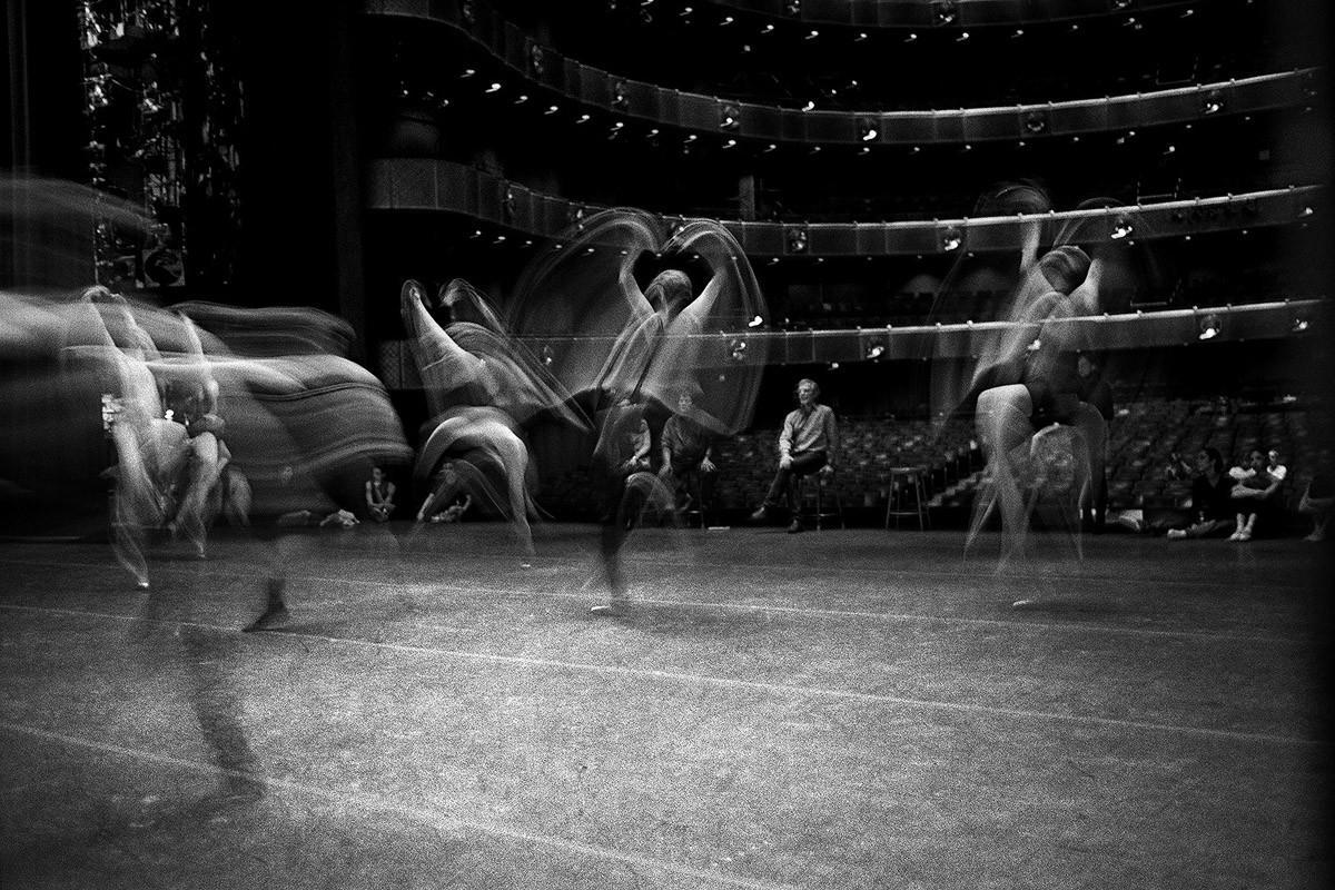 NYCB15 Мир профессионального балета глазами Генри Лютвайла