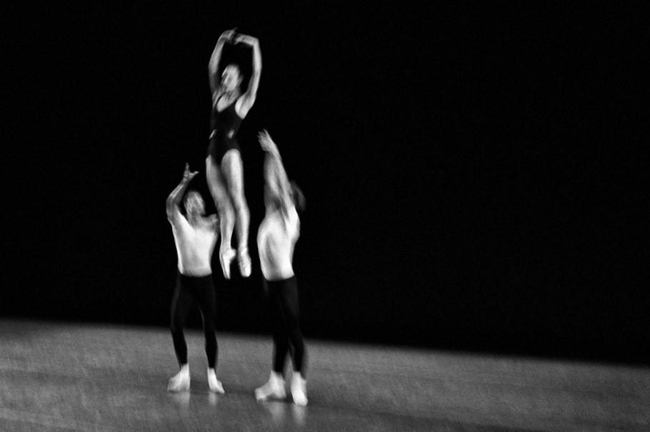 NYCB16 Мир профессионального балета глазами Генри Лютвайла