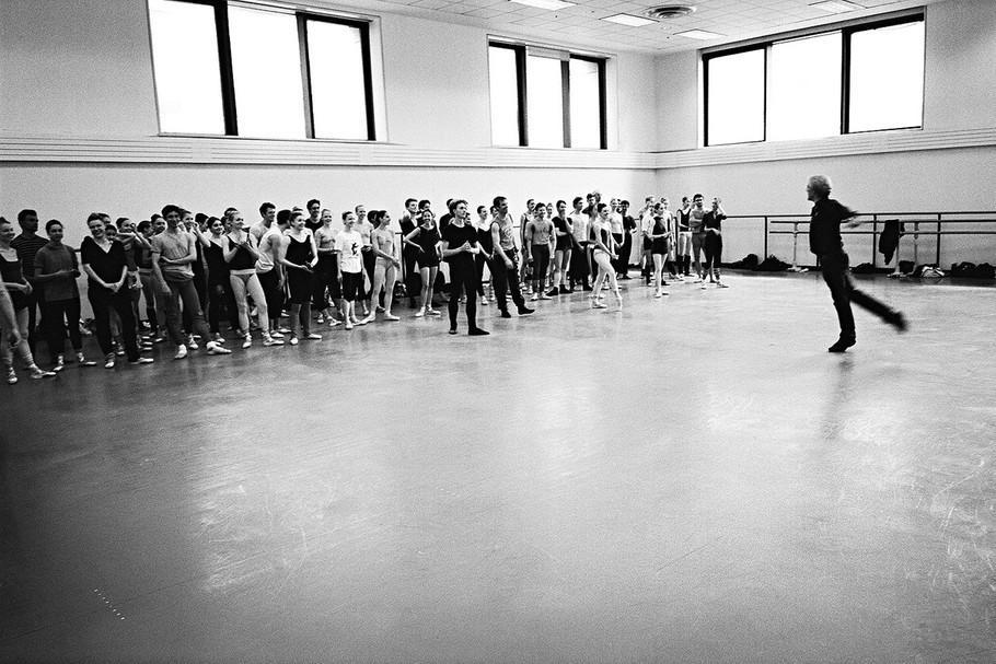 NYCB17 Мир профессионального балета глазами Генри Лютвайла