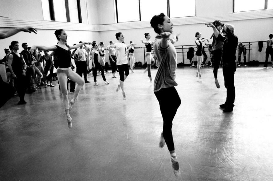 NYCB18 Мир профессионального балета глазами Генри Лютвайла