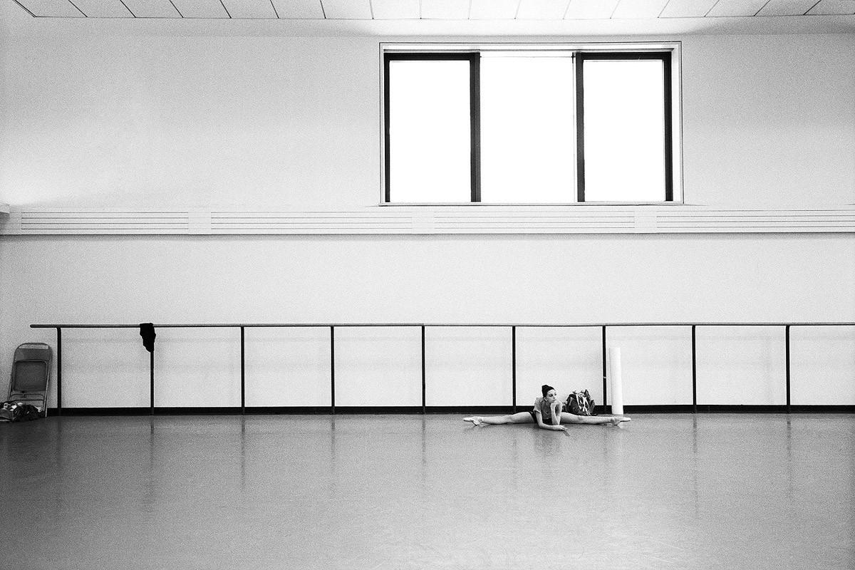 NYCB19 Мир профессионального балета глазами Генри Лютвайла