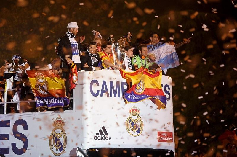 Real Madrid 0