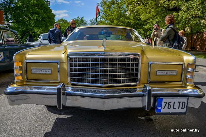 RetroAuto09 Ретропарад в седьмой раз собрал любителей автомобильной классики в Минске