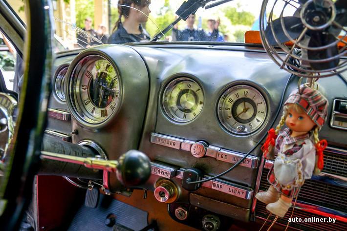RetroAuto20 Ретропарад в седьмой раз собрал любителей автомобильной классики в Минске