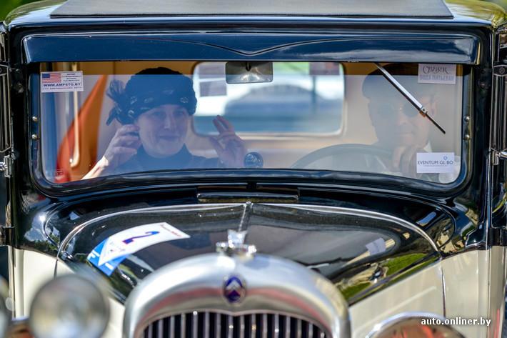 RetroAuto24 Ретропарад в седьмой раз собрал любителей автомобильной классики в Минске