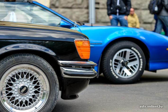 RetroAuto82 Ретропарад в седьмой раз собрал любителей автомобильной классики в Минске