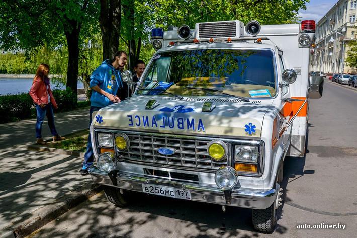 RetroAuto84 Ретропарад в седьмой раз собрал любителей автомобильной классики в Минске