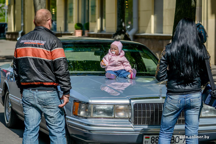 RetroAuto86 Ретропарад в седьмой раз собрал любителей автомобильной классики в Минске