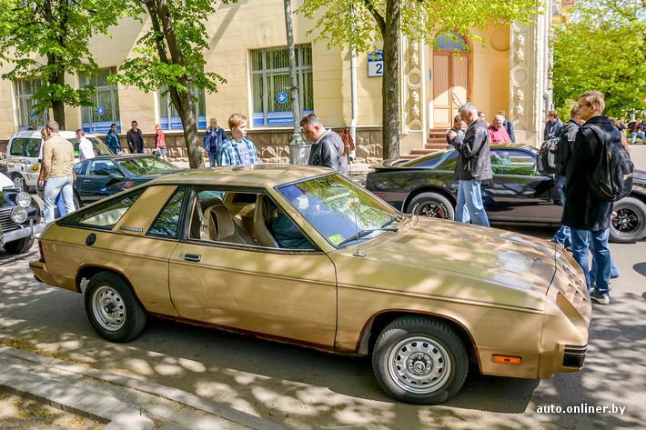 RetroAuto92 Ретропарад в седьмой раз собрал любителей автомобильной классики в Минске