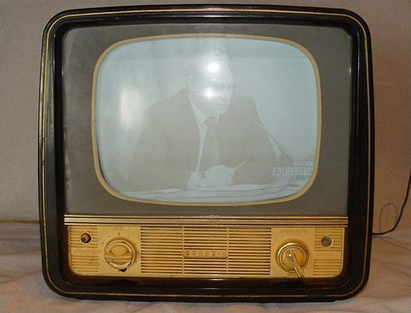 TVsets06 КВН и другие: 10 легендарных советских телевизоров