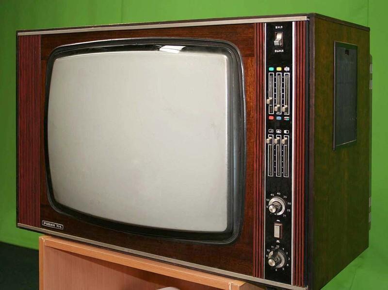 TVsets07 КВН и другие: 10 легендарных советских телевизоров