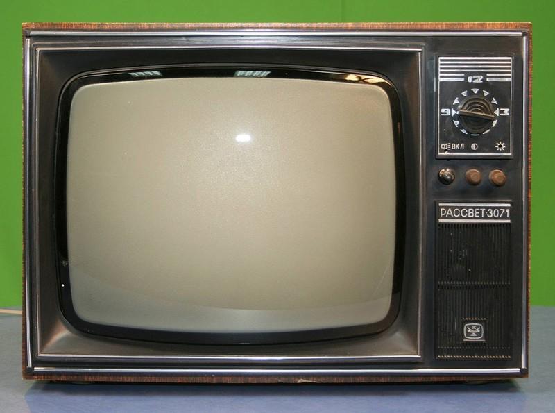 TVsets09 КВН и другие: 10 легендарных советских телевизоров
