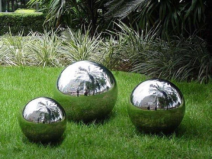 Сделать шар своими руками в саду 129