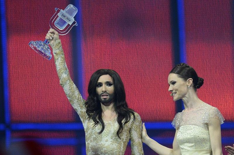 euroviden 0 На «Евровидении 2014» победил Кончита