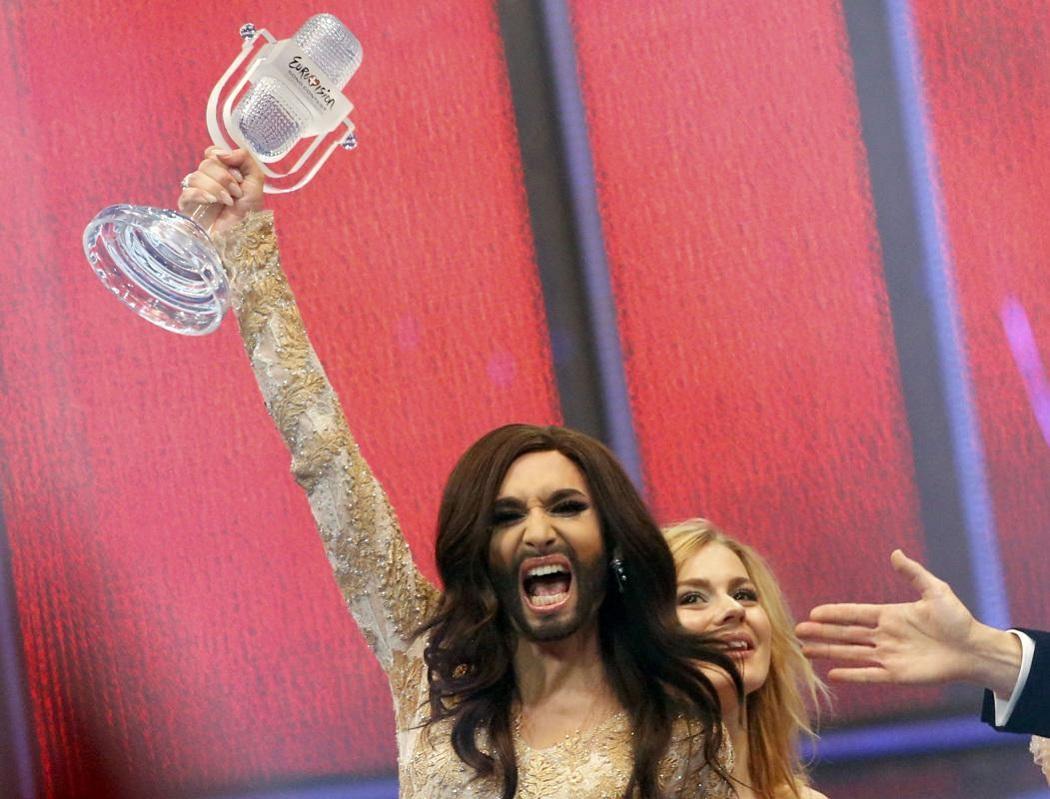 euroviden 1 На Евровидении 2014 победил Кончита