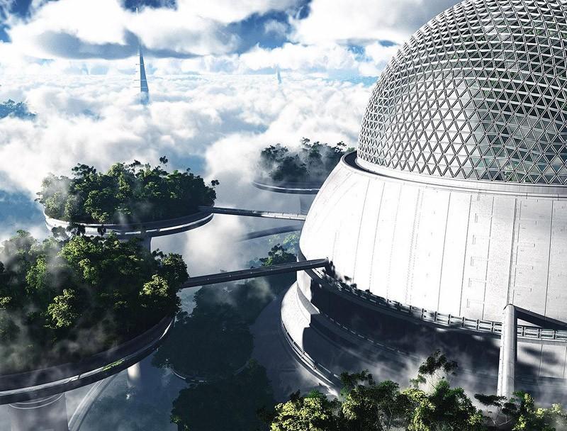 futurecity00 Города будущего: 12 уникальных проектов