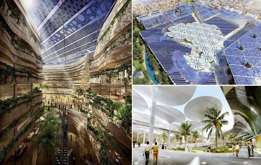 futurecity02 Города будущего: 12 уникальных проектов