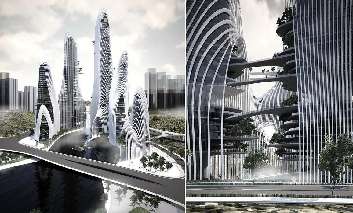futurecity03 Города будущего: 12 уникальных проектов