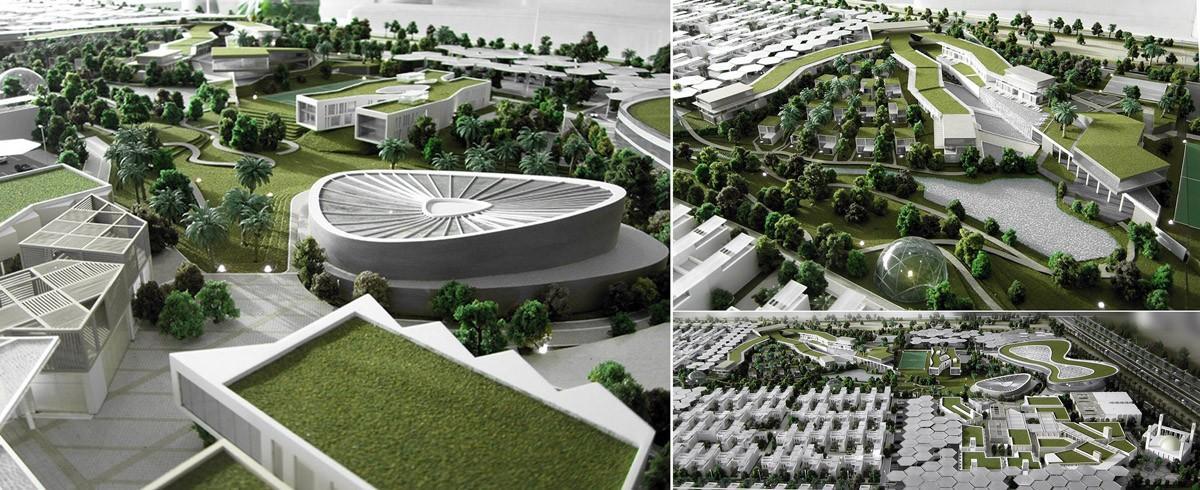 futurecity04 Города будущего: 12 уникальных проектов