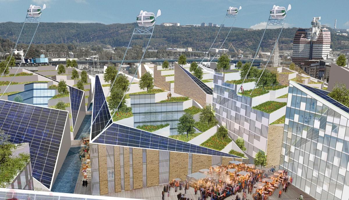 futurecity05 Города будущего: 12 уникальных проектов