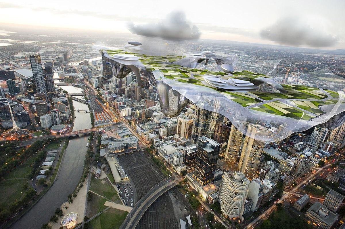 futurecity06 Города будущего: 12 уникальных проектов