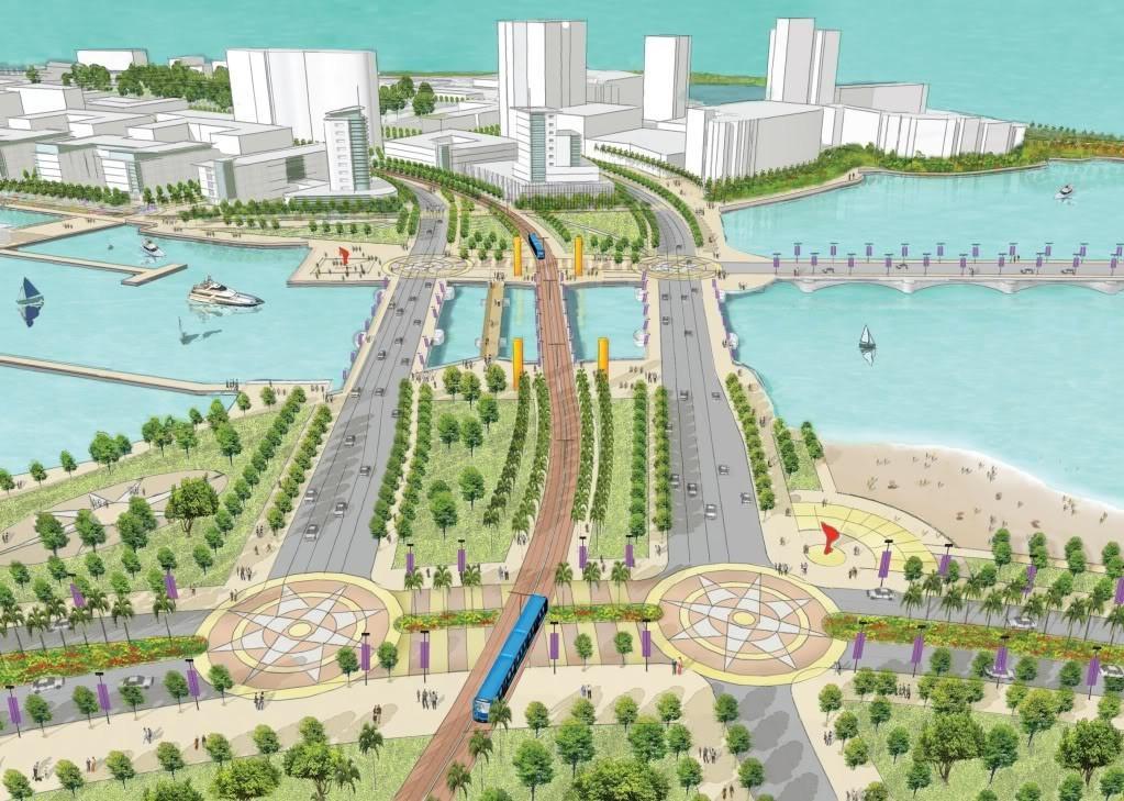 futurecity07 Города будущего: 12 уникальных проектов