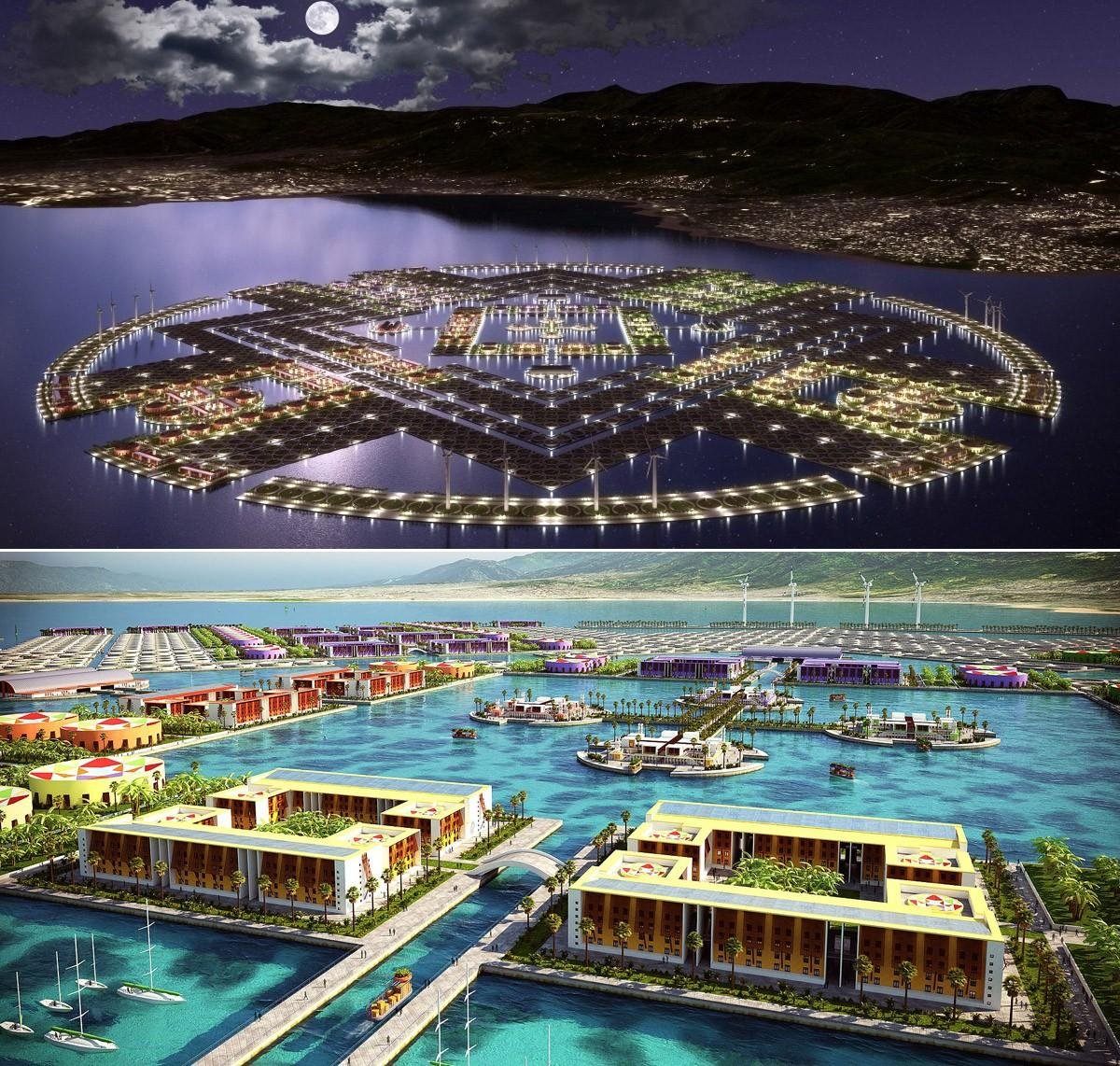 futurecity09 Города будущего: 12 уникальных проектов