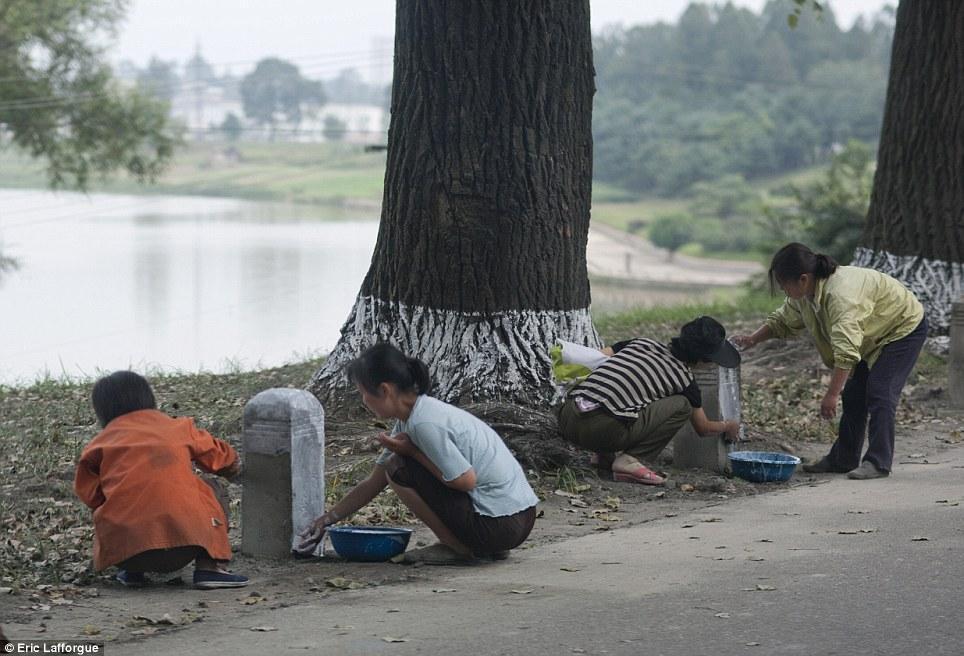 insideNorthKorea20 Запрещенные фотографии — Северная Корея, снятая скрытой камерой